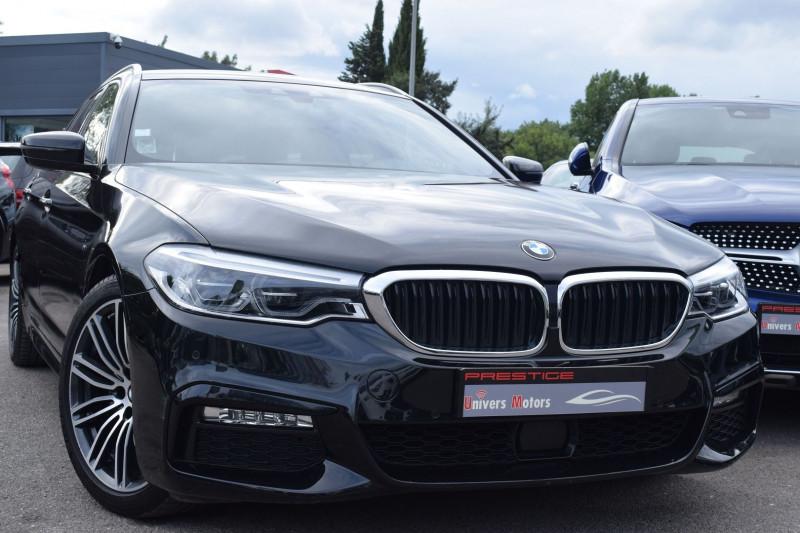 Photo 1 de l'offre de BMW SERIE 5 TOURING (G31) 520DA 190CH M SPORT STEPTRONIC à 30900€ chez Univers Motors