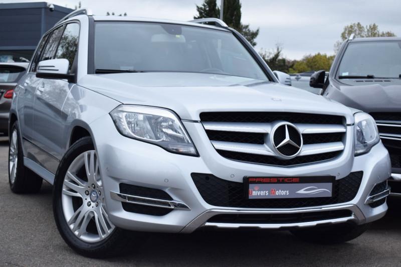 Mercedes-Benz CLASSE GLK (X204) 220 BLUETEC BUSINESS EXECUTIVE 4MATIC 7GTRONIC + Diesel GRIS Occasion à vendre