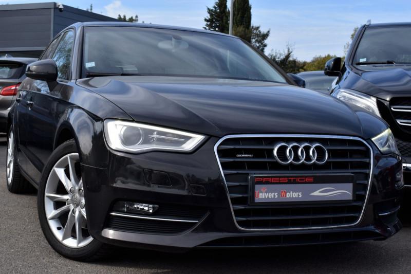 Audi A3 SPORTBACK 2.0 TDI 150CH FAP AMBITION LUXE QUATTRO Diesel BRUN Occasion à vendre