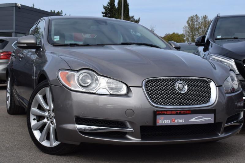 Jaguar XF 3.0 V6 D LUXE PREMIUM Diesel BRONZE Occasion à vendre