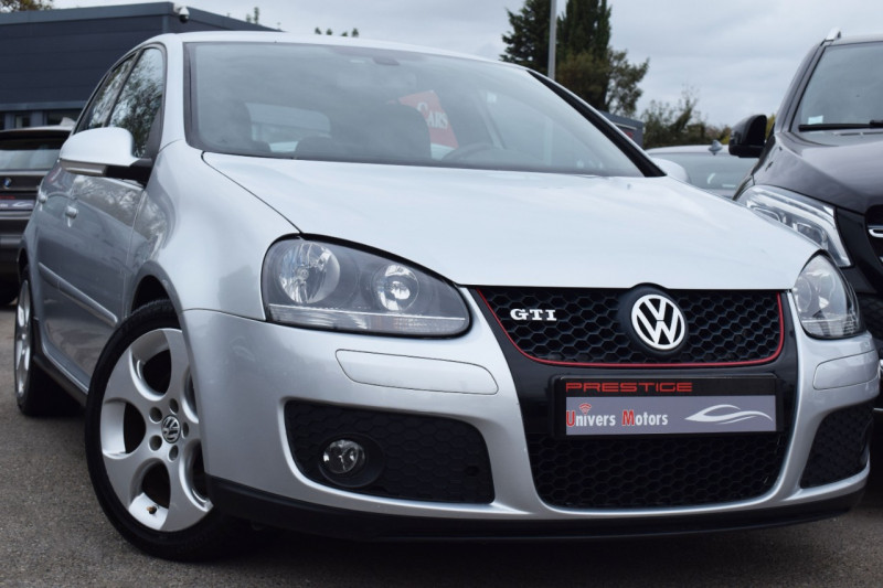 Volkswagen GOLF V 2.0 TFSI 200CH GTI DSG6 5P Essence GRIS Occasion à vendre