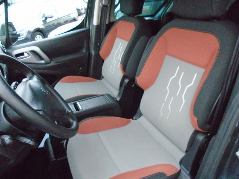 Photo 5 de l'offre de PEUGEOT PARTNER TEPEE 1.6 BLUEHDI 100CH STYLE à 13495€ chez Remiremont automobiles