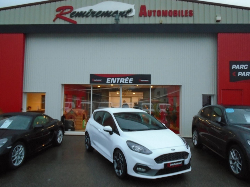Ford FIESTA 1.5 ECOBOOST 200CH STOP&START ST-PACK 5P EURO6.2 Essence BLANC Occasion à vendre