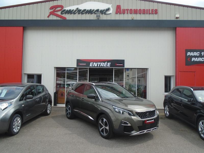 Peugeot 3008 2.0 BLUEHDI 150CH GT LINE S&S Diesel GRIS  Occasion à vendre