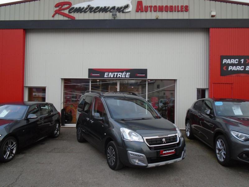 Photo 1 de l'offre de PEUGEOT PARTNER TEPEE 1.6 BLUEHDI 100CH STYLE à 13495€ chez Remiremont automobiles