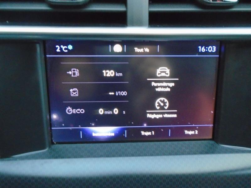 Photo 5 de l'offre de DS DS 4 BLUEHDI 150CH EXECUTIVE S&S à 13495€ chez Remiremont automobiles