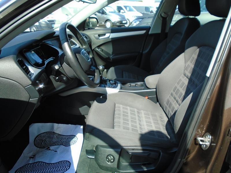 Photo 3 de l'offre de AUDI A4 2.0 TDI 136CH ULTRA CLEAN DIESEL DPF BUSINESS LINE EURO6 à 16995€ chez Remiremont automobiles