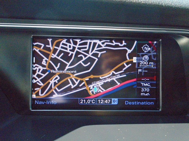 Photo 6 de l'offre de AUDI A4 2.0 TDI 136CH ULTRA CLEAN DIESEL DPF BUSINESS LINE EURO6 à 16995€ chez Remiremont automobiles