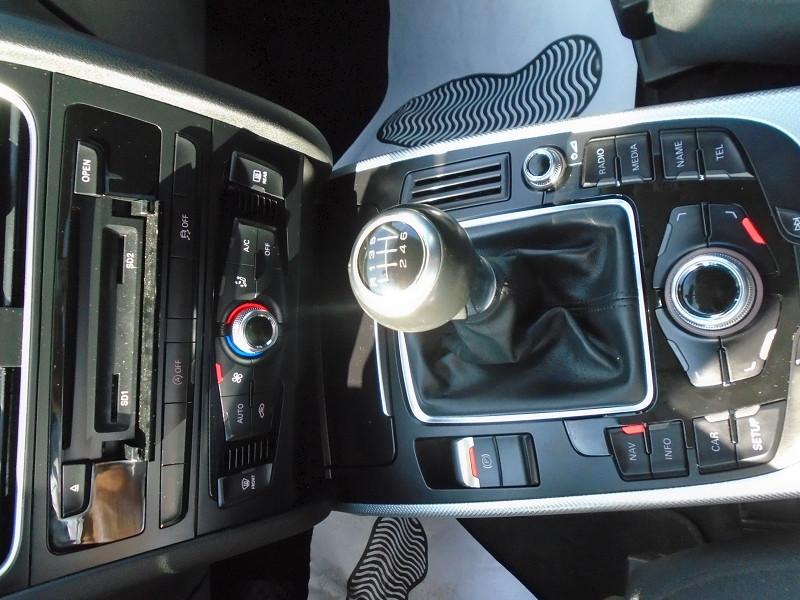 Photo 7 de l'offre de AUDI A4 2.0 TDI 136CH ULTRA CLEAN DIESEL DPF BUSINESS LINE EURO6 à 16995€ chez Remiremont automobiles