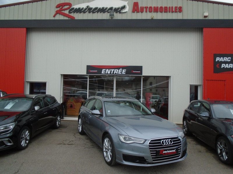 Audi A6 AVANT 3.0 V6 TDI 218CH AVUS S TRONIC 7 Diesel GRIS  Occasion à vendre