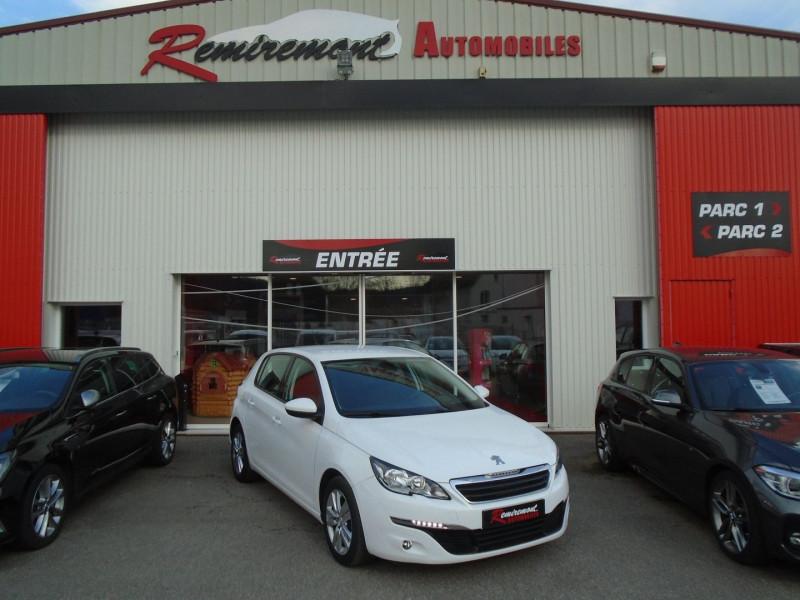 Peugeot 308 1.6 BLUEHDI 120CH ACTIVE BUSINESS S&S 5P Diesel BLANC Occasion à vendre