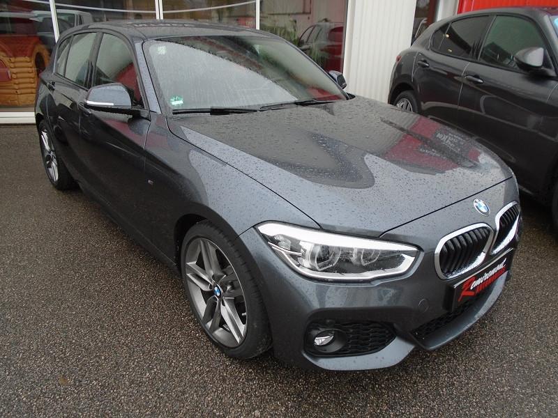 Photo 16 de l'offre de BMW SERIE 1 (F21/F20) 120DA 190CH SPORT 5P EURO6D-T à 26995€ chez Remiremont automobiles