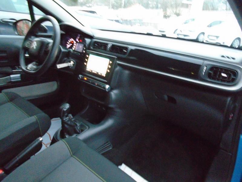 Photo 7 de l'offre de CITROEN C3 BLUEHDI 100CH FEEL BUSINESS S&S à 10995€ chez Remiremont automobiles