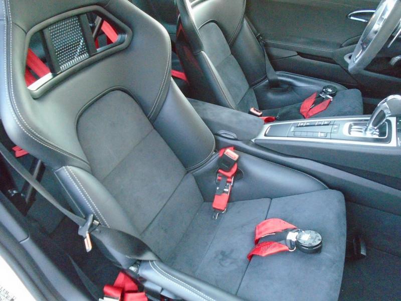Photo 19 de l'offre de PORSCHE 911 COUPE (991) GT3 à 129995€ chez Remiremont automobiles