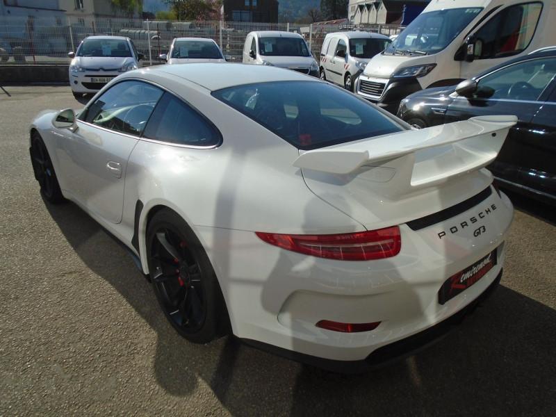 Photo 2 de l'offre de PORSCHE 911 COUPE (991) GT3 à 129995€ chez Remiremont automobiles