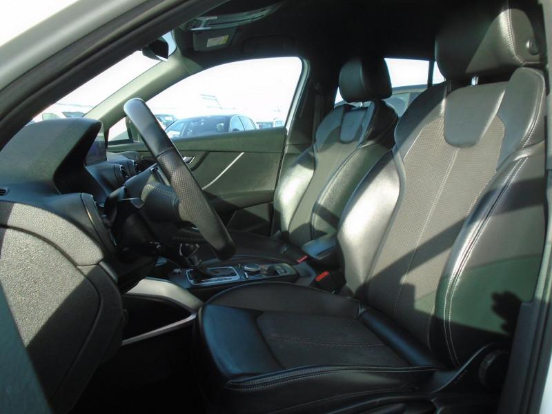 Photo 3 de l'offre de AUDI Q2 1.4 TFSI 150CH COD S LINE S TRONIC 7 à 25995€ chez Remiremont automobiles