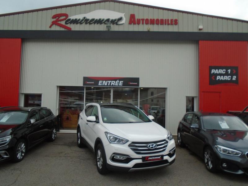 Photo 1 de l'offre de HYUNDAI SANTA FE 2.2 CRDI 200CH CREATIVE 4WD à 22995€ chez Remiremont automobiles