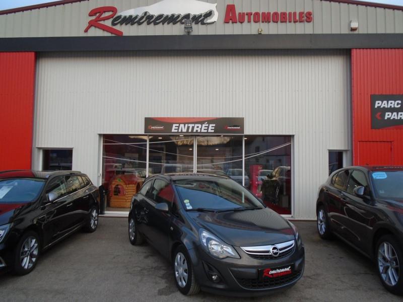 Opel CORSA 1.3 CDTI 95CH ECOFLEX EDITION START/STOP 3P Diesel GRIS  Occasion à vendre