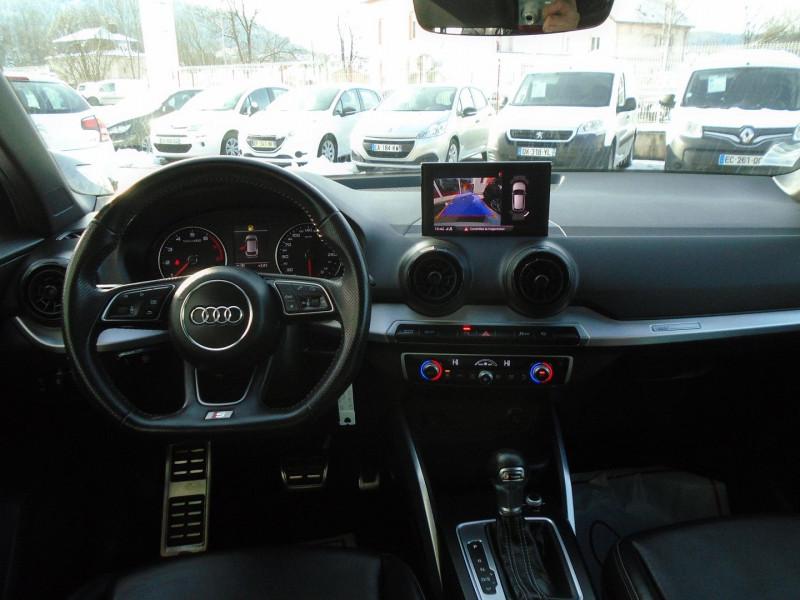 Photo 4 de l'offre de AUDI Q2 1.4 TFSI 150CH COD S LINE S TRONIC 7 à 25995€ chez Remiremont automobiles