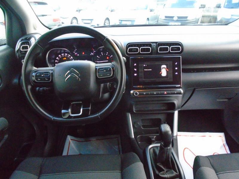 Photo 4 de l'offre de CITROEN C3 AIRCROSS BLUEHDI 100CH S&S FEEL BUSINESS 96G à 13995€ chez Remiremont automobiles