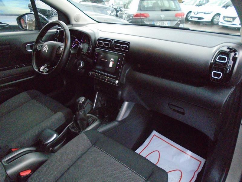 Photo 5 de l'offre de CITROEN C3 AIRCROSS BLUEHDI 100CH S&S FEEL BUSINESS 96G à 13995€ chez Remiremont automobiles