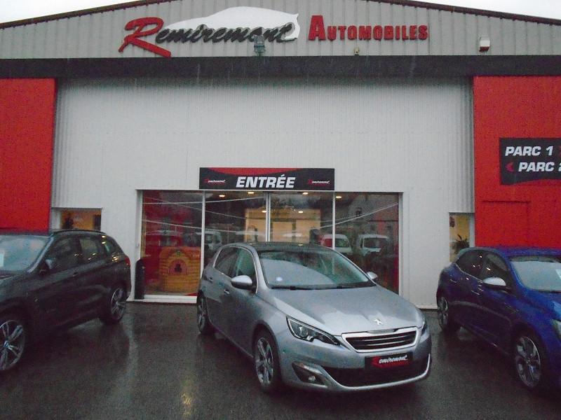 Peugeot 308 1.2 PURETECH 130CH FELINE S&S EAT6 5P Essence GRIS  Occasion à vendre