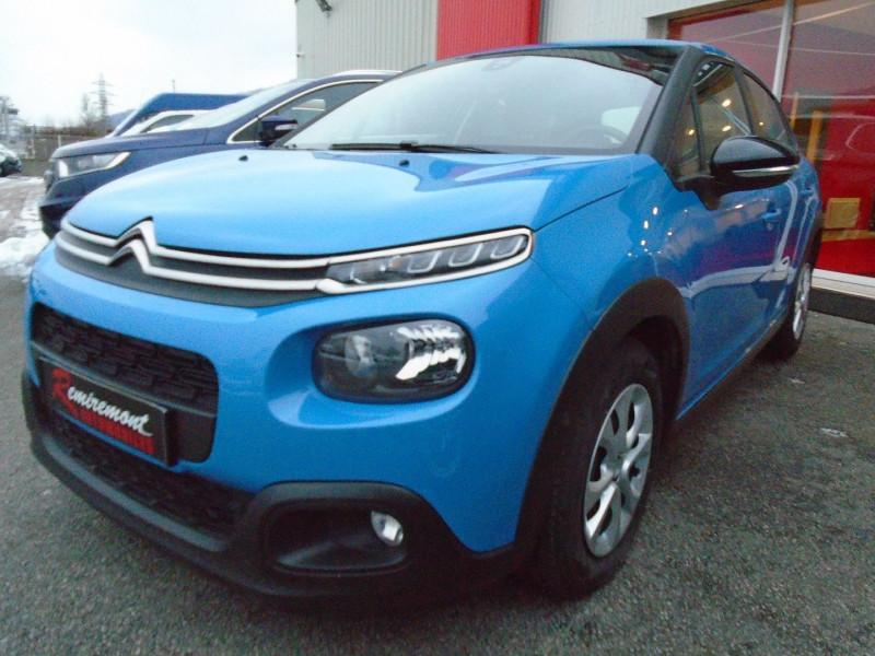 Photo 17 de l'offre de CITROEN C3 BLUEHDI 100CH FEEL BUSINESS S&S à 10995€ chez Remiremont automobiles