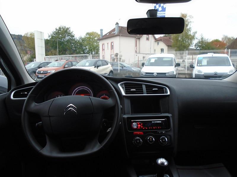 Photo 4 de l'offre de CITROEN C4 PURETECH 110CH LIVE à 10495€ chez Remiremont automobiles