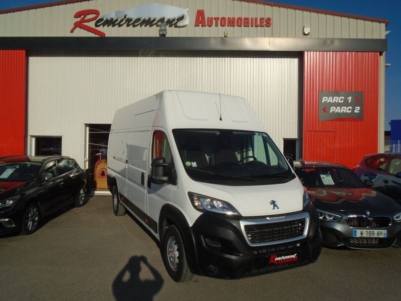 Peugeot BOXER FG 435 L4H3 2.0 BLUEHDI 130 S&S PREMIUM Diesel BLANC Occasion à vendre