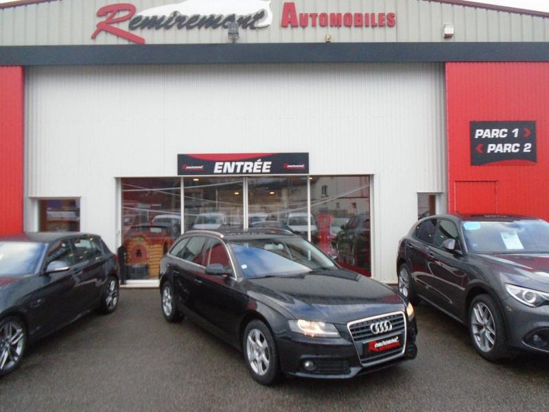 Audi A4 AVANT 2.0 TDI 120CH DPF AMBIENTE Diesel NOIR Occasion à vendre