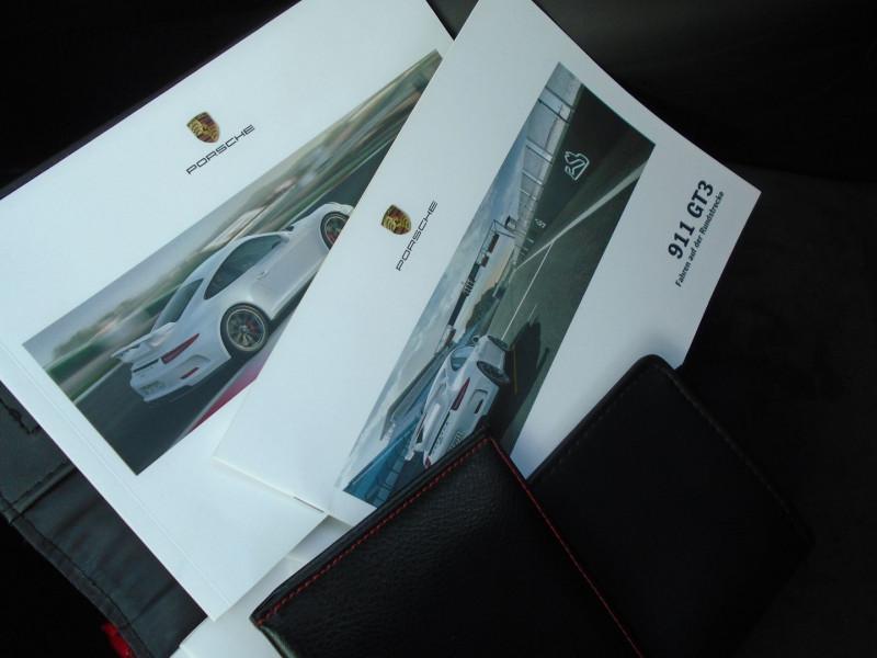 Photo 26 de l'offre de PORSCHE 911 COUPE (991) GT3 à 129995€ chez Remiremont automobiles