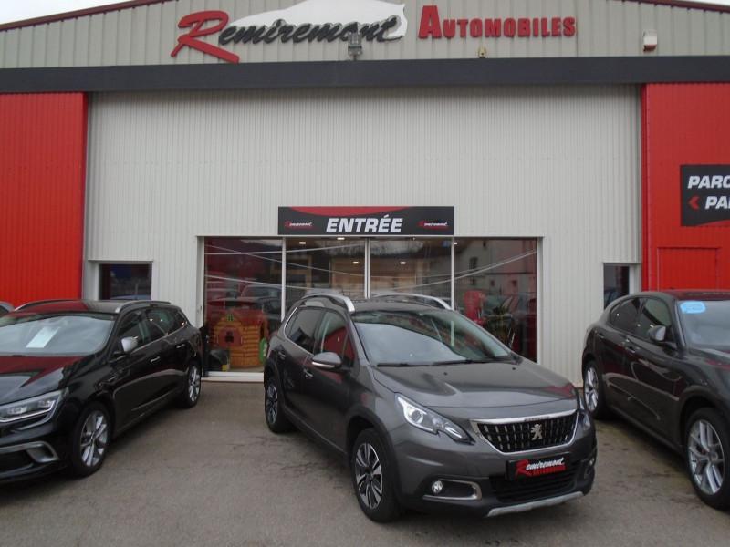 Peugeot 2008 1.2 PURETECH 110CH ALLURE BUSINESS S&S Essence GRIS  Occasion à vendre