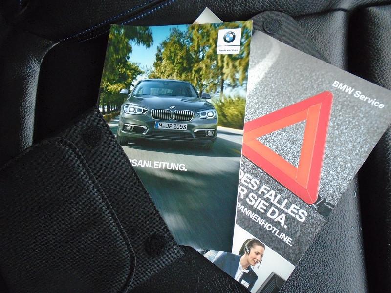 Photo 14 de l'offre de BMW SERIE 1 (F21/F20) 120DA 190CH SPORT 5P EURO6D-T à 26995€ chez Remiremont automobiles