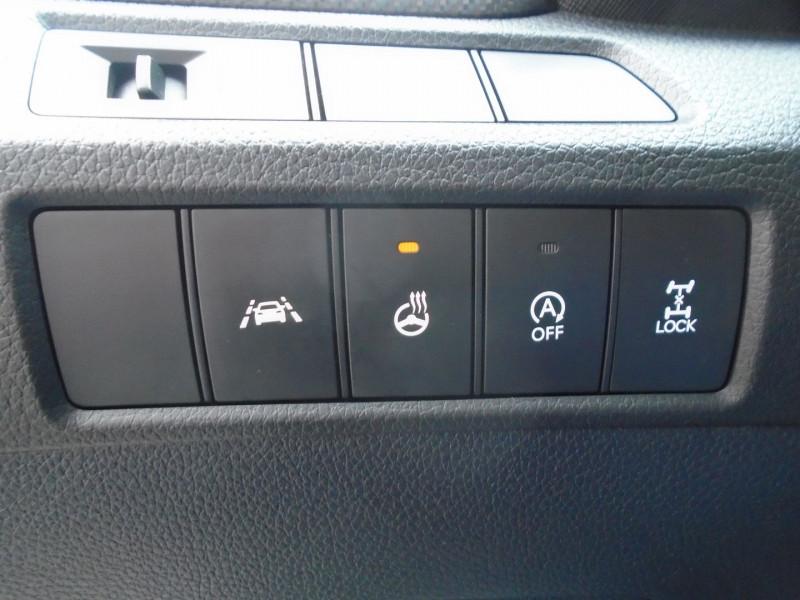 Photo 7 de l'offre de HYUNDAI SANTA FE 2.2 CRDI 200CH CREATIVE 4WD à 22995€ chez Remiremont automobiles