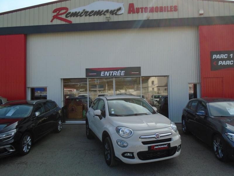 Fiat 500X 1.6 MULTIJET 16V 120CH POPSTAR BUSINESS Diesel GRIS  Occasion à vendre