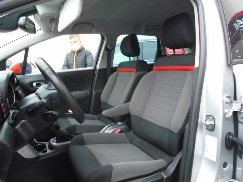 Photo 3 de l'offre de CITROEN C3 AIRCROSS BLUEHDI 100CH S&S FEEL BUSINESS 96G à 14495€ chez Remiremont automobiles