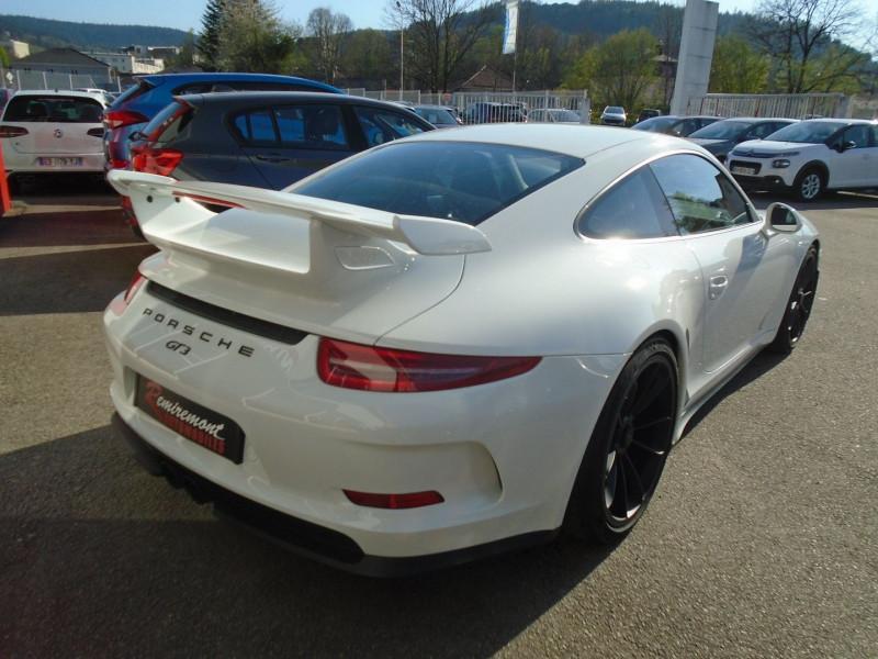Photo 22 de l'offre de PORSCHE 911 COUPE (991) GT3 à 129995€ chez Remiremont automobiles