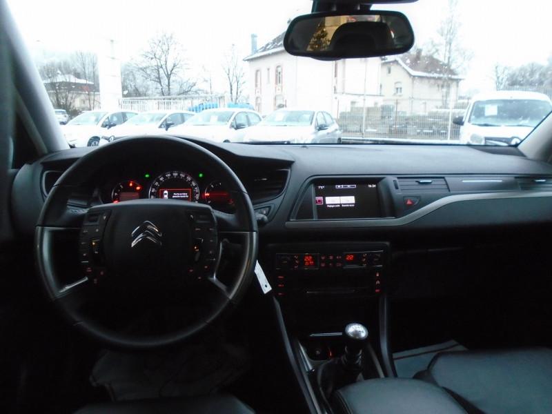 Photo 4 de l'offre de CITROEN C5 2.0 BLUEHDI 150CH HYDRACTIVE MILLENIUM S&S 8CV à 13495€ chez Remiremont automobiles