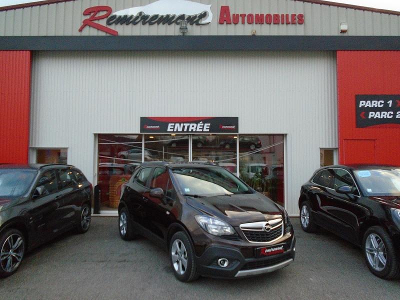 Opel MOKKA 1.6 CDTI 110CH EDITION ECOFLEX START&STOP 4X2 Diesel MARRON Occasion à vendre