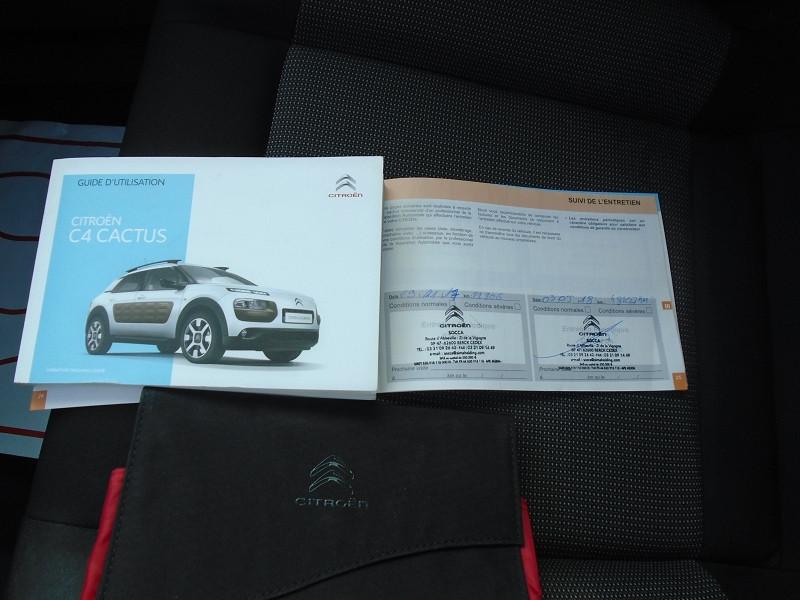 Photo 11 de l'offre de CITROEN C4 CACTUS BLUEHDI 100 FEEL à 10995€ chez Remiremont automobiles