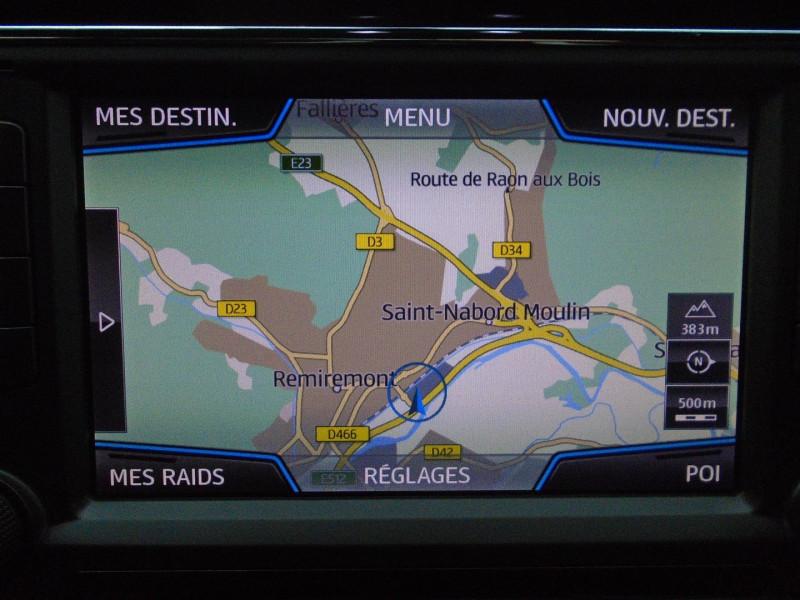 Photo 7 de l'offre de SEAT LEON ST 2.0 TSI 290CH CUPRA 290 START&STOP à 24995€ chez Remiremont automobiles