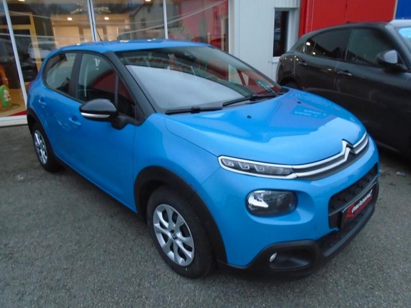 Photo 13 de l'offre de CITROEN C3 BLUEHDI 100CH FEEL BUSINESS S&S à 10995€ chez Remiremont automobiles