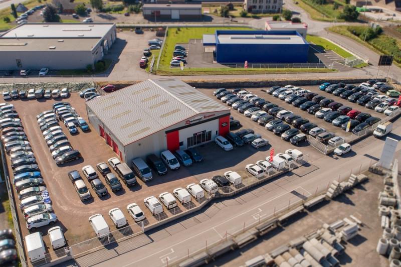Photo 14 de l'offre de FORD C-MAX 1.5 TDCI 105CH ECONETIC STOP&START BUSINESS NAV à 9495€ chez Remiremont automobiles