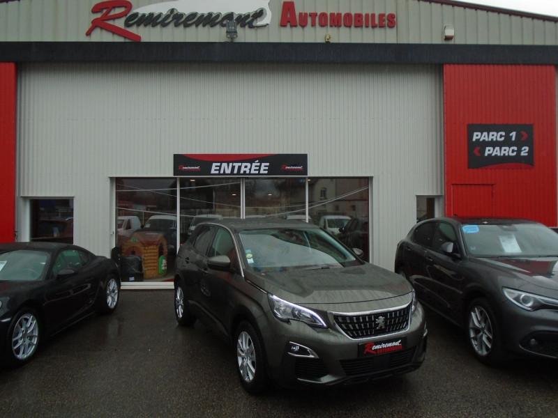 Peugeot 3008 1.6 BLUEHDI 120CH ACTIVE BUSINESS S&S BASSE CONSOMMATION Diesel GRIS Occasion à vendre