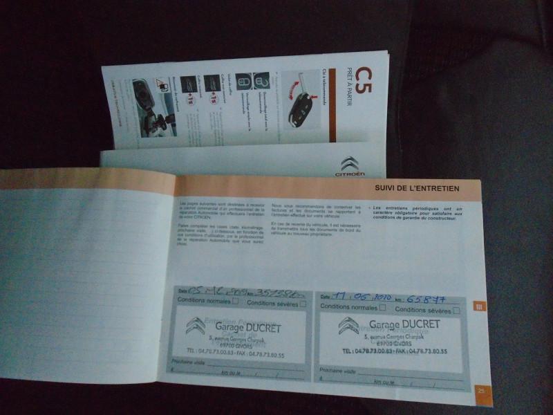 Photo 12 de l'offre de CITROEN C5 2.0 BLUEHDI 150CH HYDRACTIVE MILLENIUM S&S 8CV à 13495€ chez Remiremont automobiles