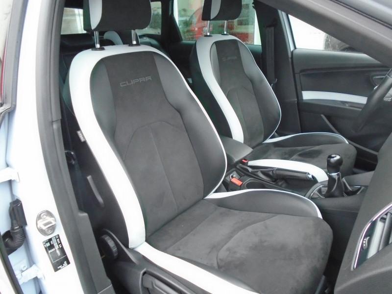 Photo 5 de l'offre de SEAT LEON ST 2.0 TSI 290CH CUPRA 290 START&STOP à 24995€ chez Remiremont automobiles