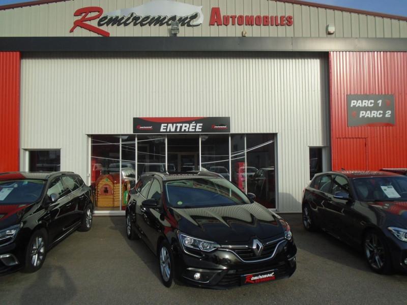 Renault MEGANE IV ESTATE 1.5 DCI 110CH ENERGY BUSINESS EDC Diesel NOIR Occasion à vendre