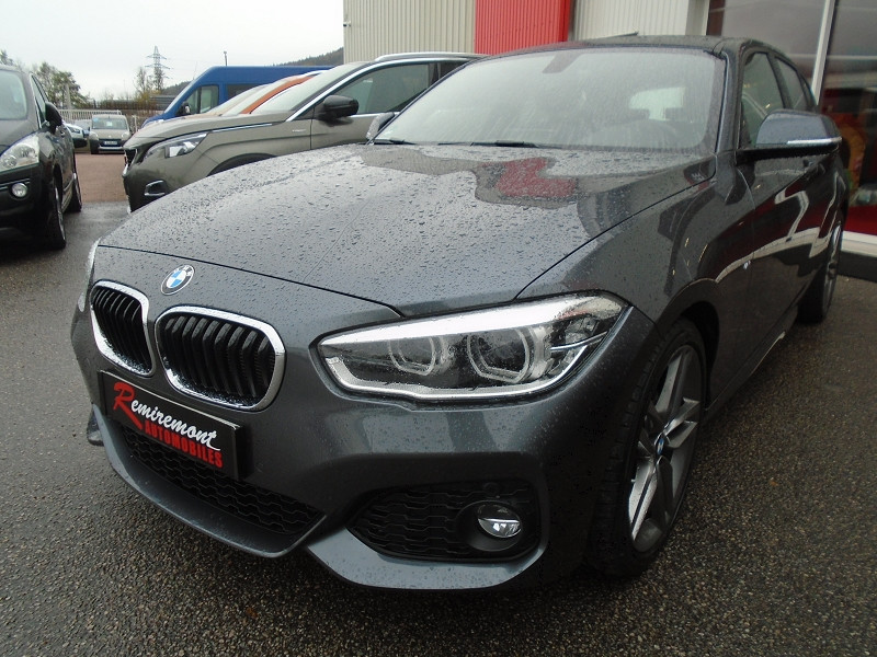Photo 20 de l'offre de BMW SERIE 1 (F21/F20) 120DA 190CH SPORT 5P EURO6D-T à 26995€ chez Remiremont automobiles