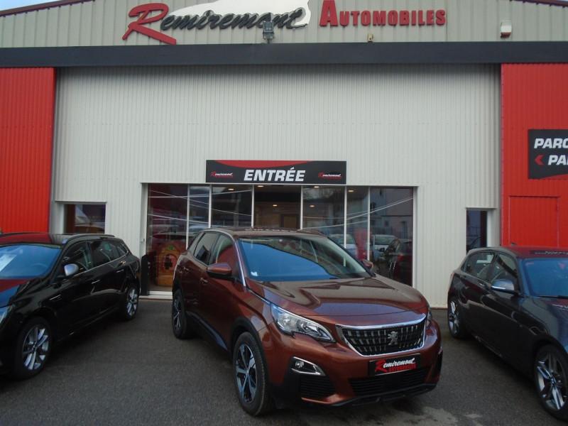 Peugeot 3008 1.6 BLUEHDI 100CH ACTIVE BUSINESS S&S Diesel MARRON Occasion à vendre