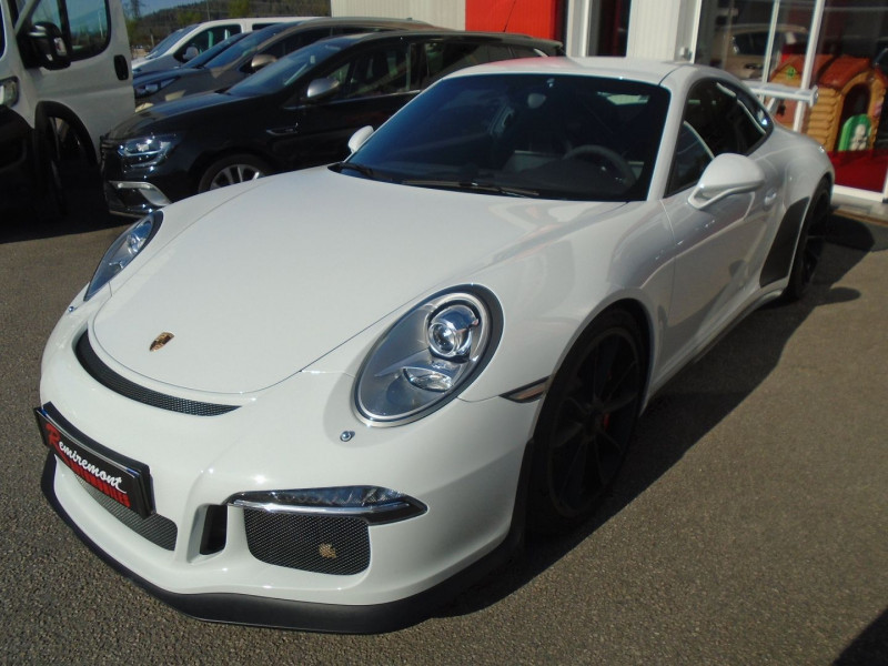 Photo 25 de l'offre de PORSCHE 911 COUPE (991) GT3 à 129995€ chez Remiremont automobiles
